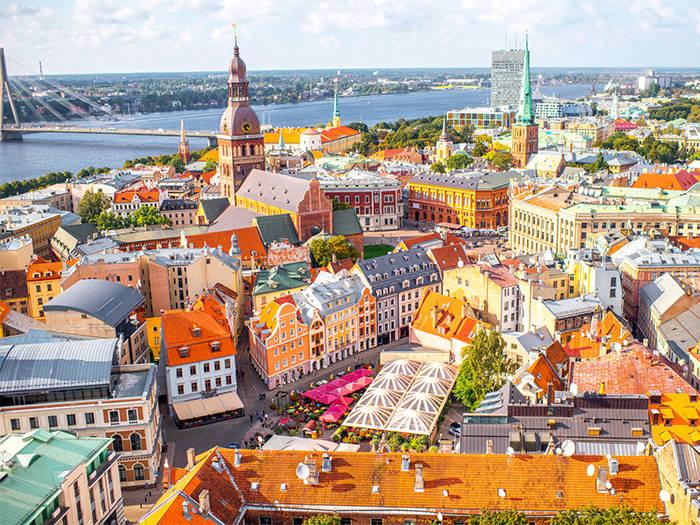 AQUA VILLA SPA - Viesnīcas Rīgā