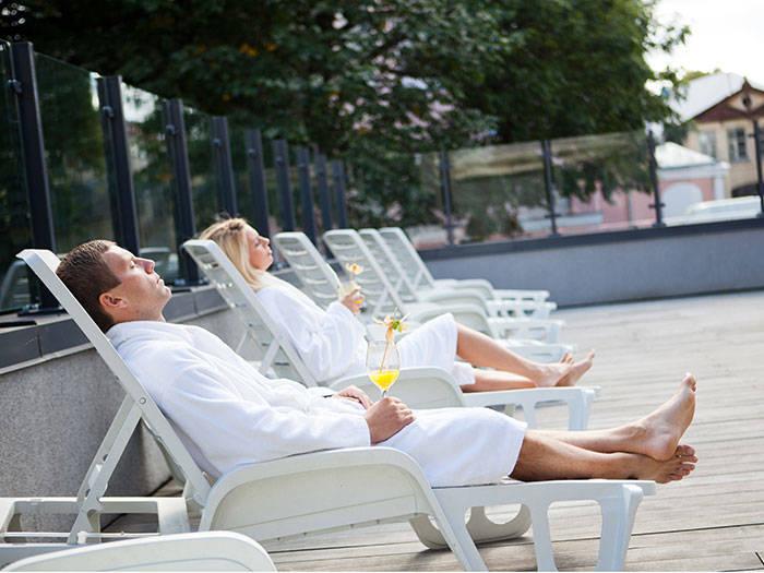 Kalev Spa Hotel and Waterpark - Отели в Таллинне