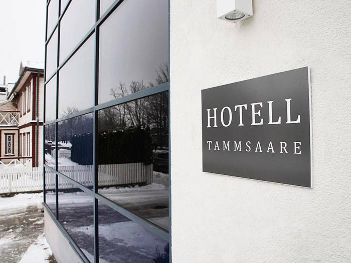 Tammsaare Hotel - Viesnīcas Pērnavā