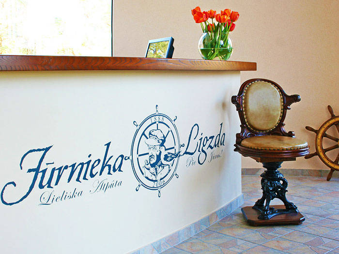 Hotel Jūrnieka Ligzda - Oтели в Лиепае