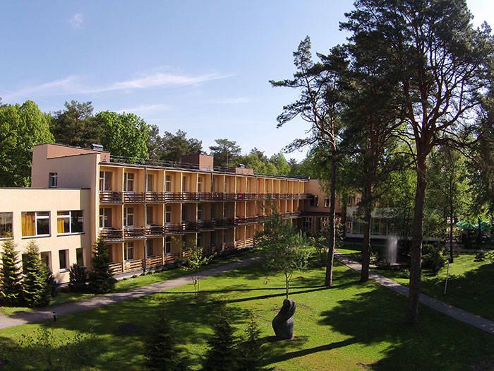 Dainava - Отели в Друскининкае