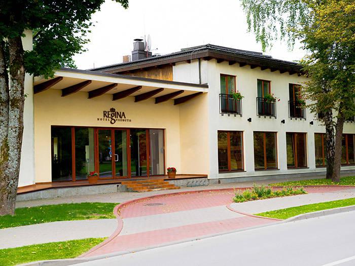 Regina - Отели в Друскининкае