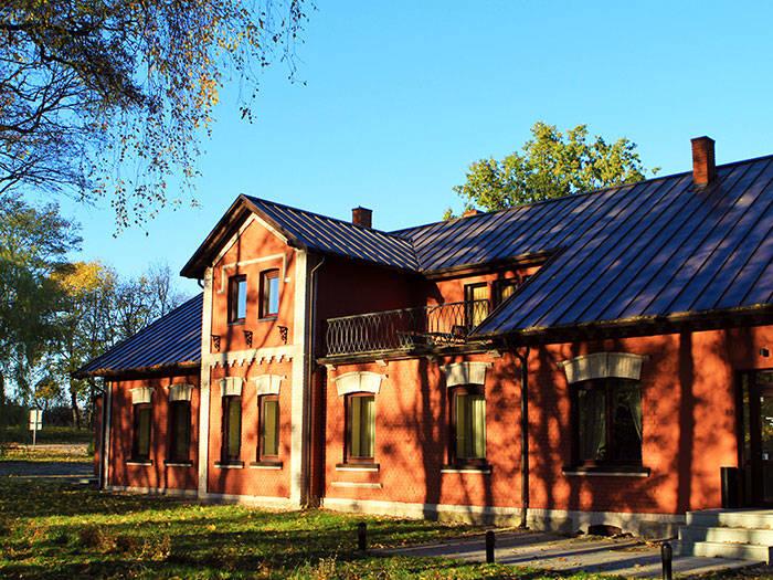 "Гостиница - ресторан ""Grafo Zubovo"" - Отели в Шяуляйском районе"