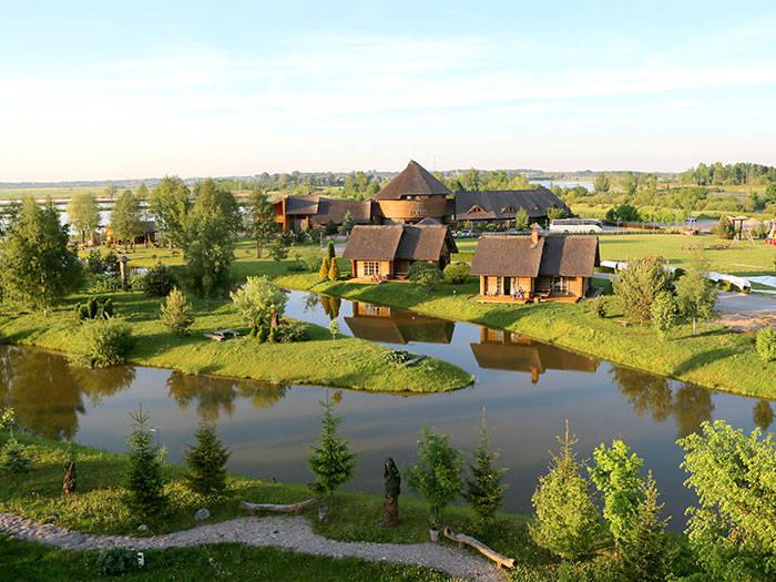 """Гостевой дом """"Karpynė"""" - Отели в Расейнском районе"""