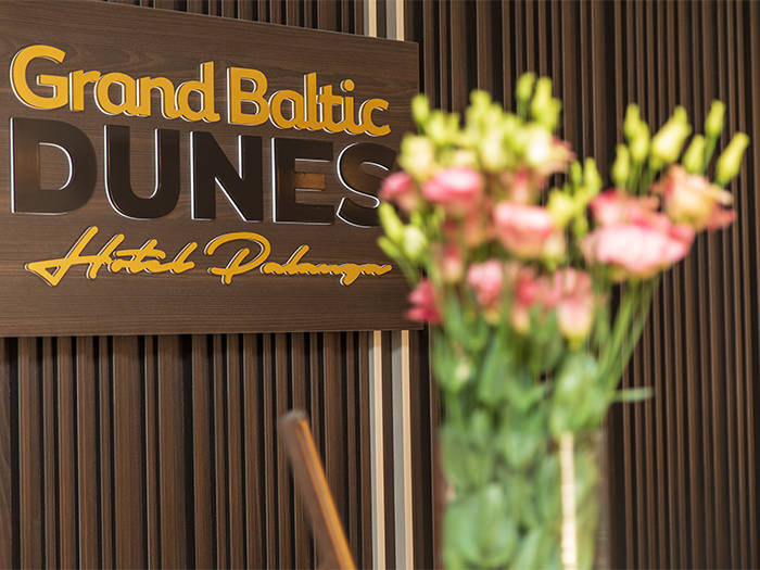 Grand Baltic Dunes - Viesnīcas Palangā