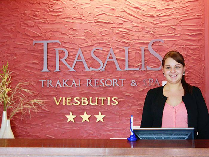 TRASALIS - TRAKAI RESORT & SPA - Отели в Тракае