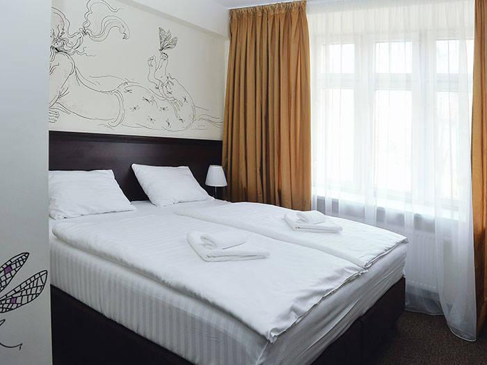 Klaipėda Art Hotel Bohema - Viesnīcas Klaipēdā