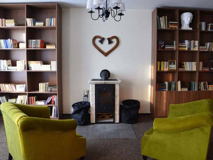 Klaipėda Art Hotel Bohema - Отели в Клайпеде