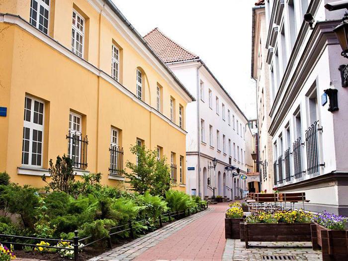 Rixwell Hotel Konventa Sēta - Viesnīcas Rīgā