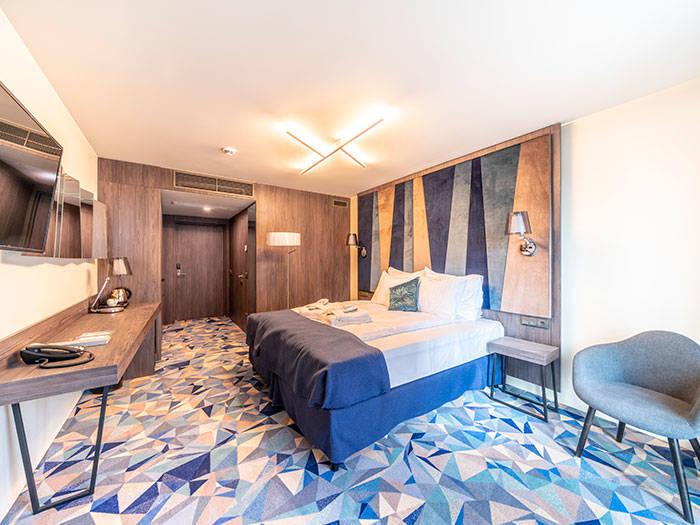 Wellton Riverside SPA Hotel - Viesnīcas Rīgā