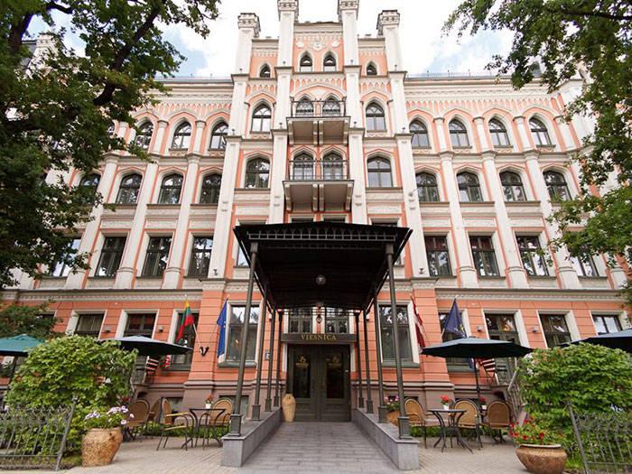 Monika Centrum Hotels - Viesnīcas Rīgā