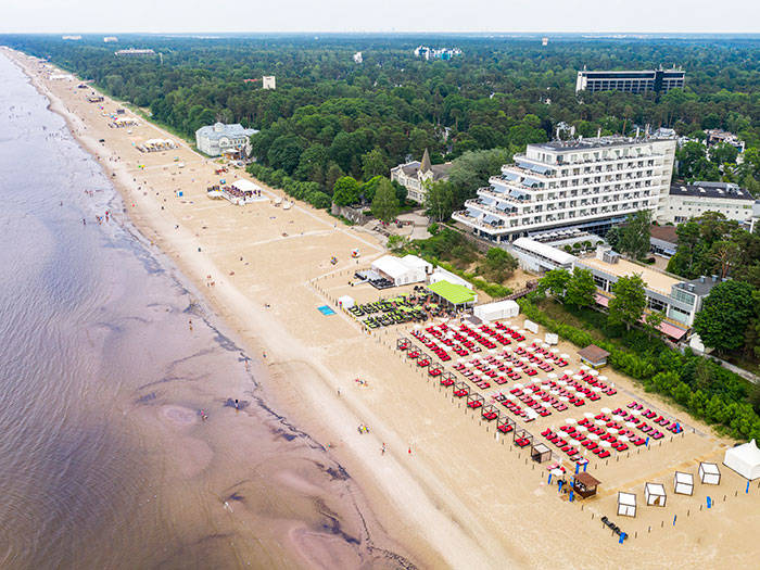 Baltic Beach Hotel & SPA - Viesnīcas Jūrmalā