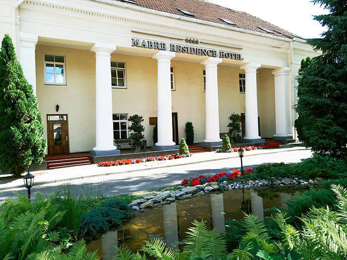 Mabre Residence Hotel - Отели в Вильнюсе