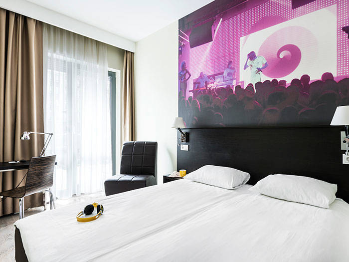 Comfort Hotel LT - Rock 'n' Roll Vilnius - Отели в Вильнюсе
