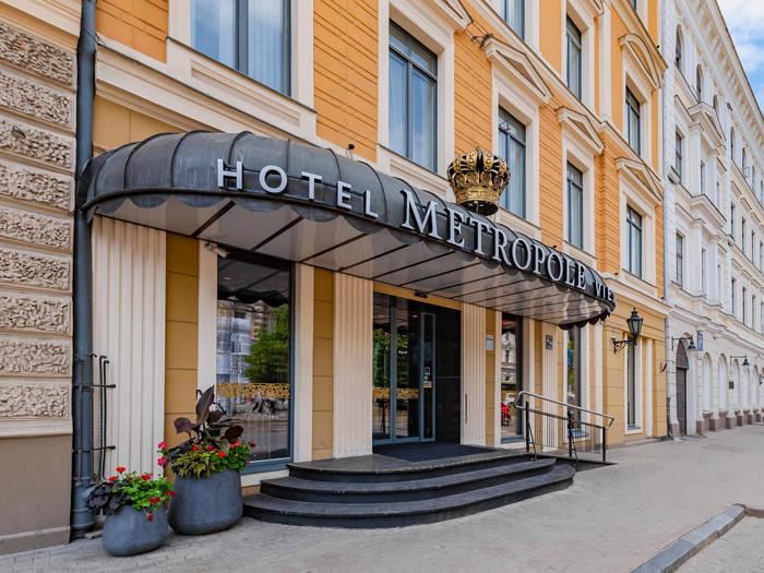 Metropole Hotel by Semarah - Viesnīcas Rīgā