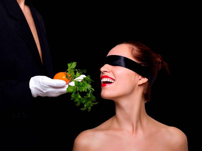 """Vakariņas tumsā - restorāns """"Da Roberta"""" - Viesnīcas Rīgā"""