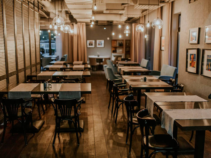 """Ресторан """"Prospekts 55"""" - Отели в Юрмале"""