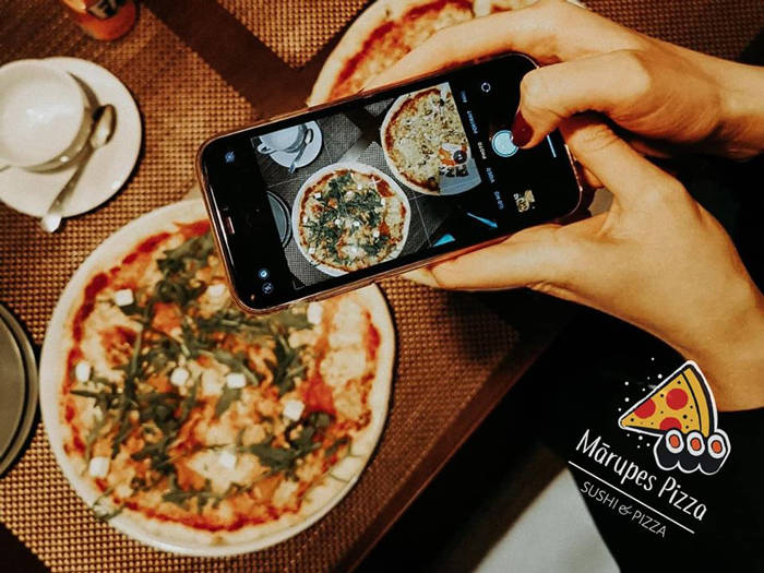 """""""Mārupes Pizza"""" - Отели в Риге"""