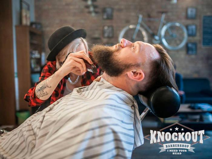 Knockout Barber Shop в Елгаве - Отели в Елгаве