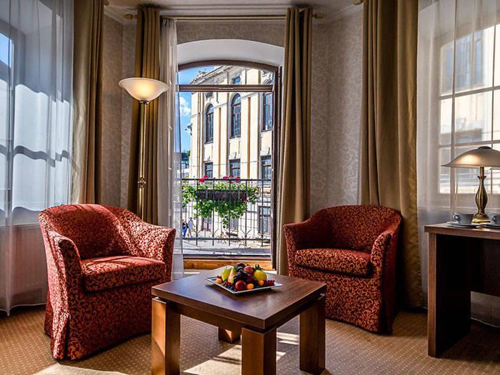 Artis Centrum Hotels - Отели в Вильнюсе