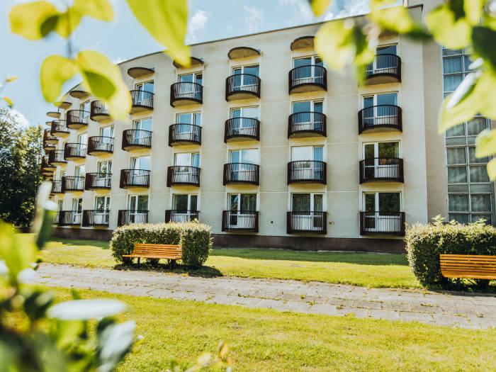 Vyturys - Отели в Паланге