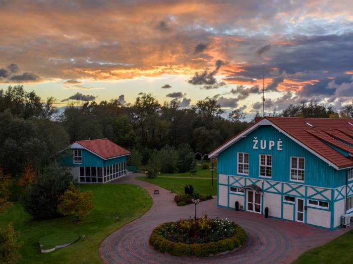 Župė - Отели в Клайпедском районе