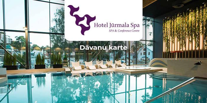 """Hotel Jūrmala SPA"" DĀVANU KARTE"