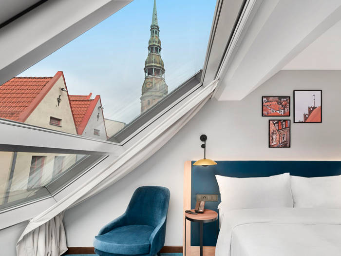 Hilton Garden Inn Riga Old Town - Viesnīcas Rīgā