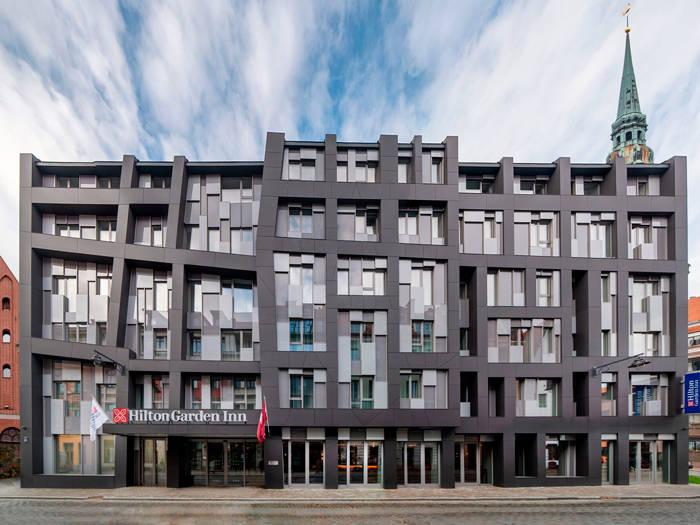 Hilton Garden Inn Riga Old Town - Отели в Риге