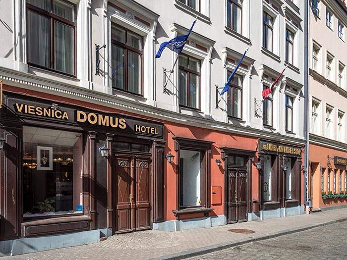 Rija Domus Hotel - Отели в Риге