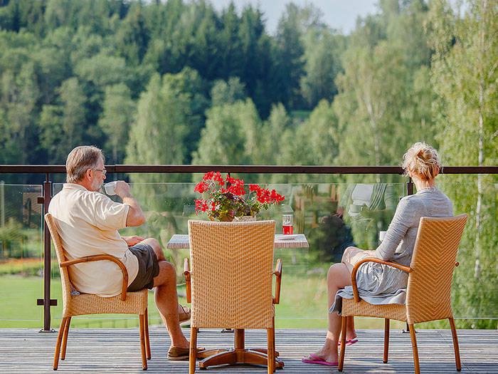 SPA Hotel Ezeri - Viesnīcas Siguldā