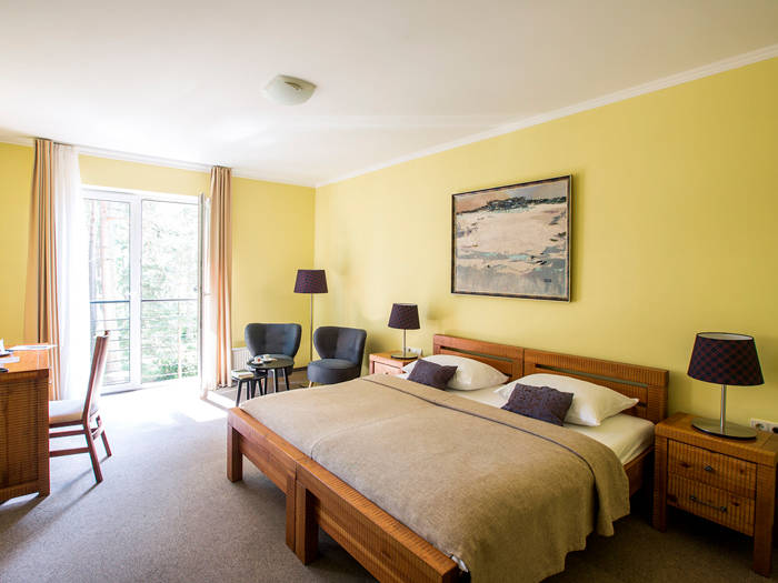 Hotel Baltvilla - Отели в Балтезерсе